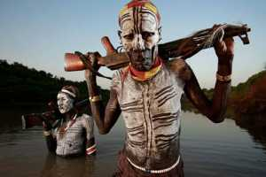 Brent Stirton Helps the Silent Speak