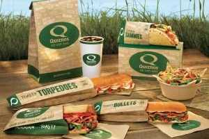 Quiznos Bellies Up to Eco-Friendly Takeout Containers