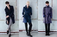 Detective Agency Fashion - The Topman Trench Coat Project Ain't No Mystery