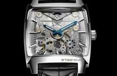 12 Terrific TAG Heuer Features