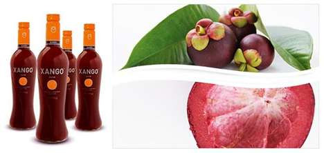Xango Mangosteen Juice