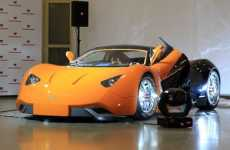 Fiery Eco Supercars - The Tech-Savvy Marussia Car is Russia's First Sportscar