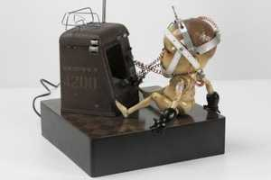 These Olivier Pauwels Dolls are Advanced (and Slightly Post-Apocalyptic)