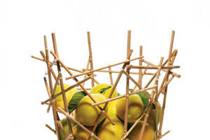 Campana Brothers New Bamboo Collection For Alessi