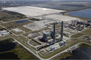 Solar Assisting Conventional Fossil-Fuel Power in Florida