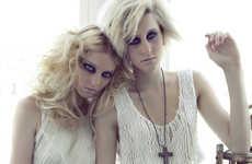 Angelic Grunge Photography