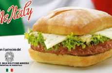 Country-Specific Sandwiches - The McItaly Big Mac Draws the Ire of Italians