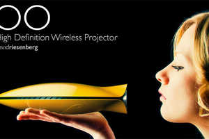 The OO Wireless Projector is Ready to Invade Your Home