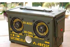 44 Awesome iPod Docks - From Mega-Sized Docks to Ammo Boxes