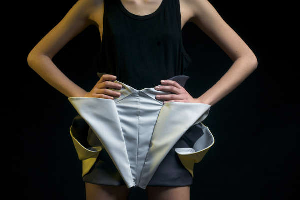Astrological Origami Skirts