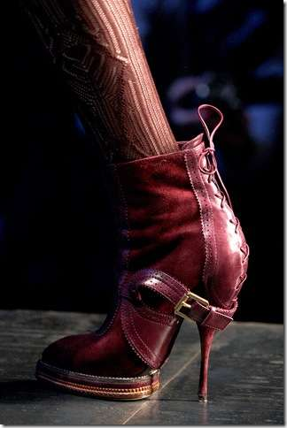 dior fall winter 2010 shoes