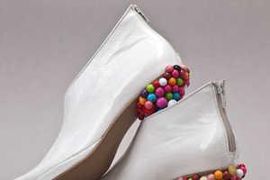 Designer Belma Arnautovic's Candy Shop On Heels