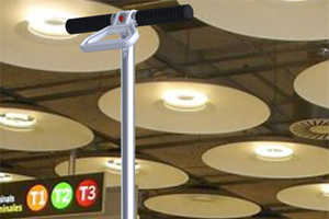 The Nexus is Specially Designed for Airports