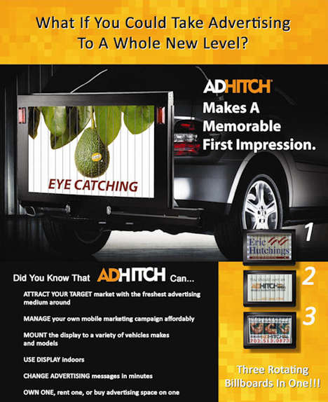 AdHitch Mobile Billboards