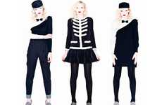 Parisian Mime Fashion