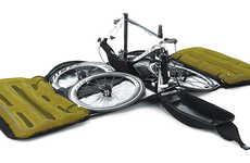 Inflatable Bike Protection