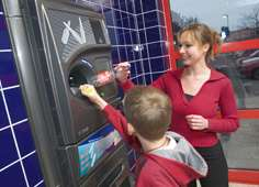 Reverse Vending Rewards Recyclers