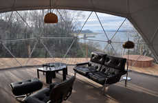 Mobile Dome Hotels