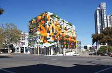 Funky Greenchitecture - The Pixel Building by Studio 505 Architects