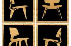 Cracker Jack Chair Coasters