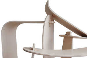 The Harry Seat by Stockholm's Massproductions Design Company