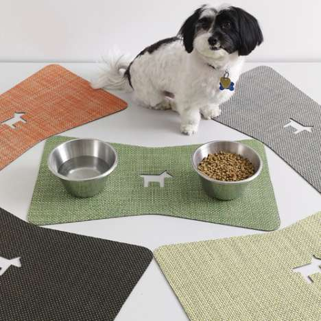 chilewich pet mats