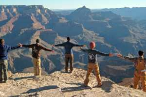 Student Conservation Association is Greening the Grand Canyon