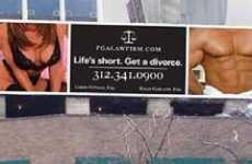Edgy Billboard Encourages Divorce