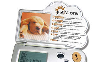 Cell Phones, GPS Units and Webcams for Pets