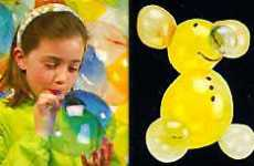 Magic Plastic Bubbles