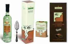 Absinthe Flavoured Chocolate