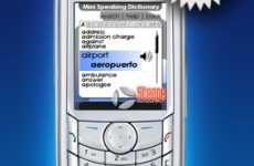Your Mobile Phone as Talking Translator
