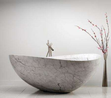 Stone Forest Papillion Bathtub