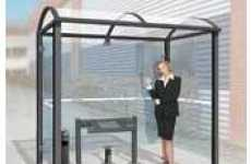 Outdoor Smoking Shelters