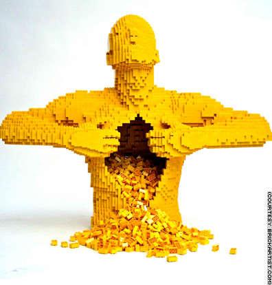 Lego Art