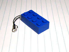 Zip Zip LEGO USB Memory Stick