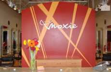 Salon Moxie Showcases Art Exhibits