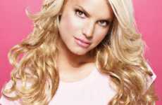 Jessica Simpson Launches Line of Clip-in Hair Extensions