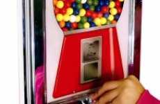 Gumball Dispenser Wall Art