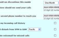 Temporary Phone Numbers (UPDATE)