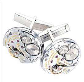 Vintage Watch Cufflinks