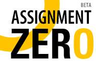 Crowdsourced Journalism - Assignment Zero: an Experiment in Pro-Am Journalism