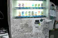 Vending Machines as an Art Medium