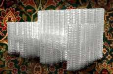 Ashtrays as Furniture