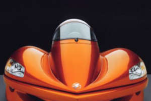 The Alé is a 3-Wheeler That Runs on Vapour and Runs Fast