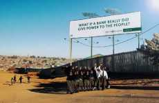 NEDBank Billboard Lights Up School Kitchen