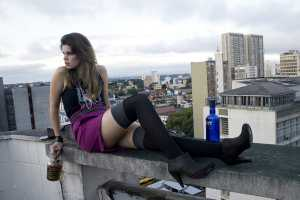 'Junkie's Promise' by Thais Ramos Focuses on a Fierce, Fast Life