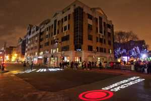 The Intersection Signaletique Project Brightens Up Urban Nightlife