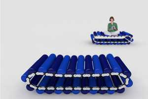The Chain Exercise Mat Puts You on the Path to a Better Workout