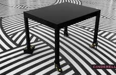High-Heeled Furniture